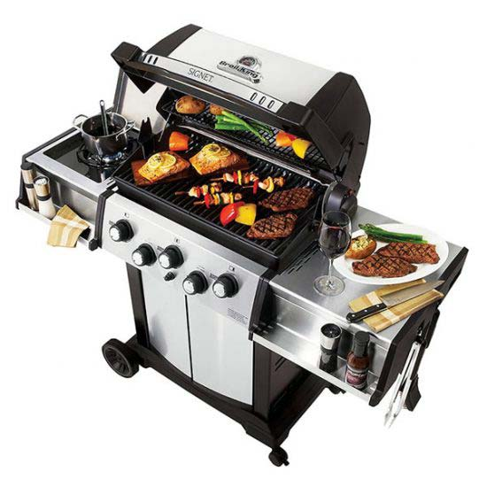 grill buying guide broil king signet 90