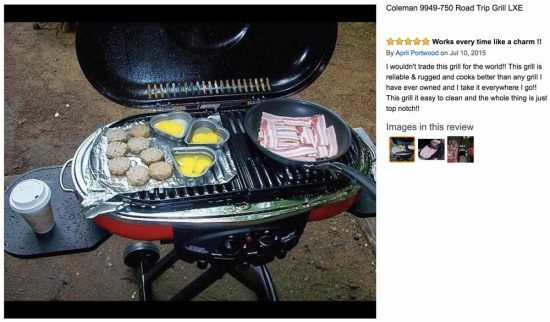 portable gas grills coleman road trip lxe gas grill review