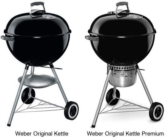 weber original kettle premium review