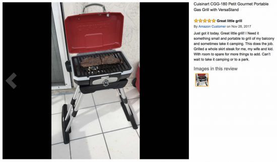 portable gas grills review top 10