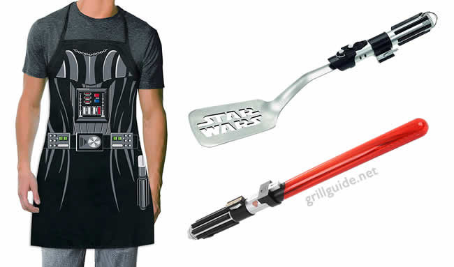 broil king tie fighter grill star wars accessories