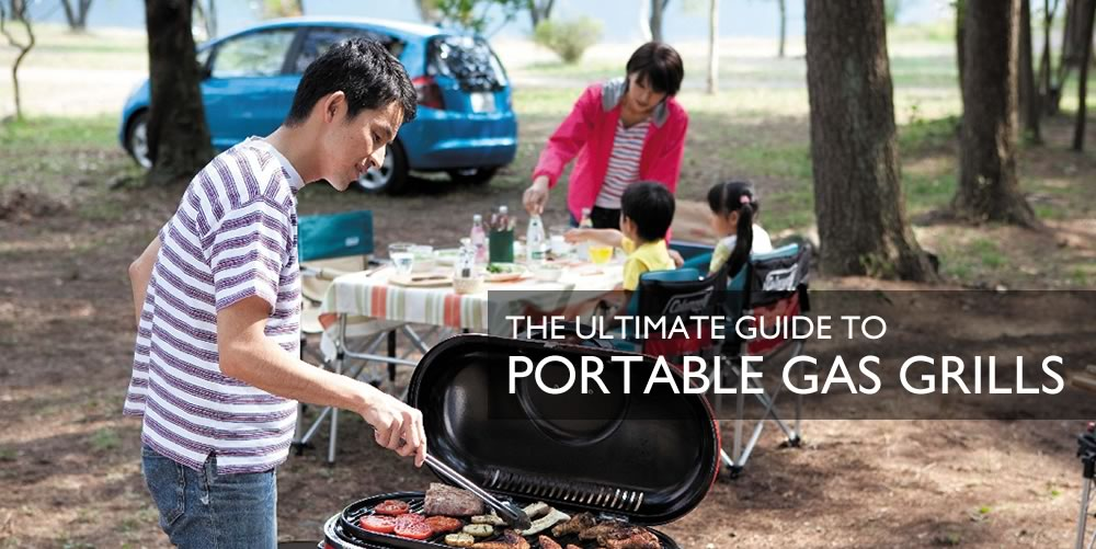 guide to portable grills grills for RVs grills for camping