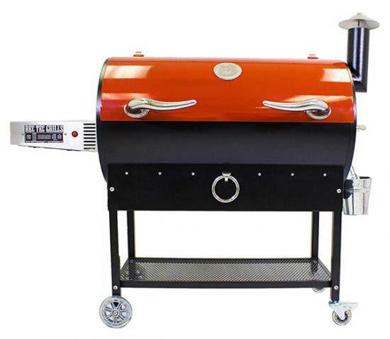 wood pellet grills rec tec rt-680