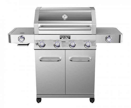gas grill buying guide monument grills grill review