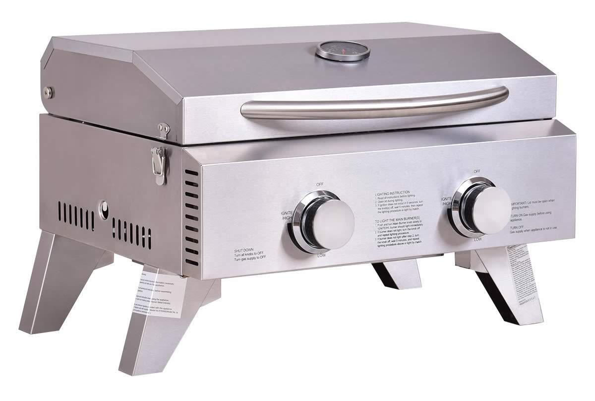 The Ultimate Guide to Portable Gas Grills - GRILLGUIDE.net